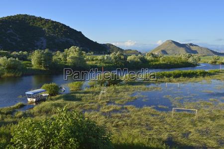 montenegro crna gora scutari high water