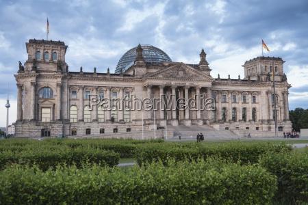 germany berlin view of german