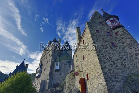 germany rhineland palatinate eltz castle