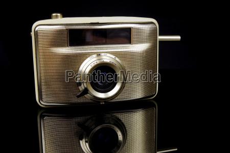 reflexion silber foto fotocamera fotoapparat kamera