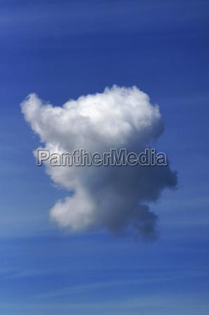wolke sonnenlicht deutschland brd bundesrepublik deutschland
