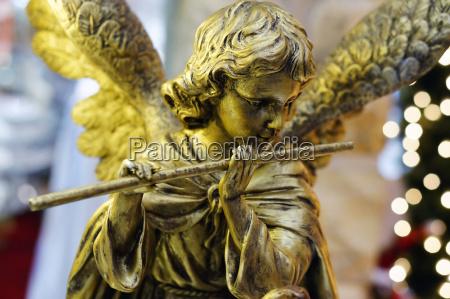 engel als weihnachtsdekoration