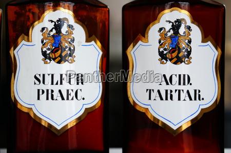 deutschland medizin flaschen