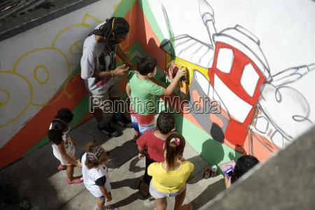 brazil duque de caxias favela mangueirinha