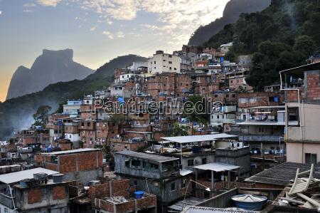 brazil rio de janeiro view of