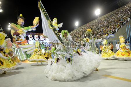 brazil rio de janeiro parade of