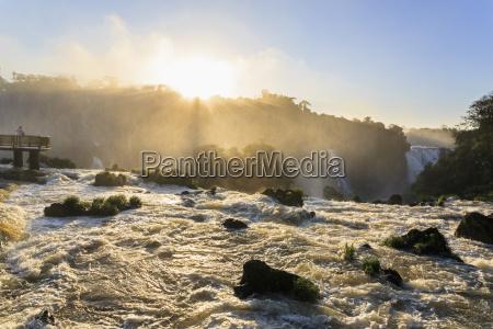 suedamerika brasilien parana iguazu nationalpark iguazu
