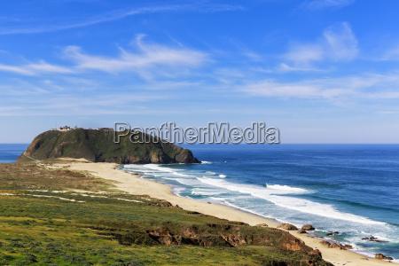 usa kalifornien big sur pacific coast
