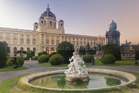 fahrt reisen kunst park wien austria