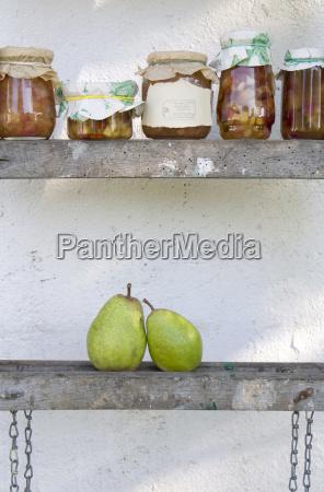 stilleben abmachung sonnenlicht frische mauer frucht