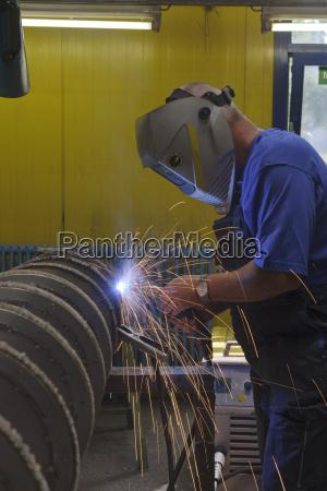 deutschland baden wuerttemberg klaeranlage welder reparieren