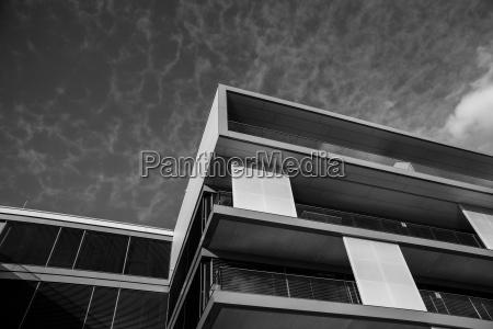 germany dortmund modern architecture at former