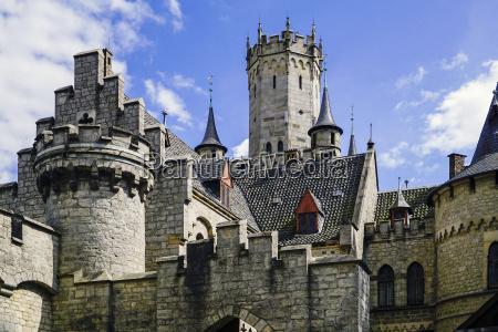 germany pattensen marienburg castle