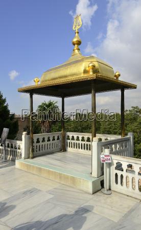 turkey istanbul view of topkapi palace
