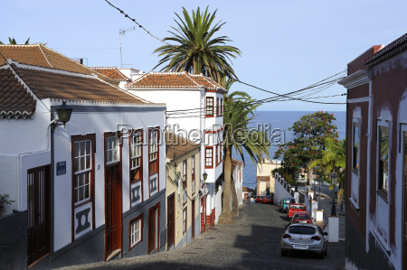 spain canary islands houses in san