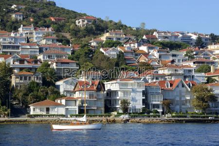 turkey istanbul view of kinaliada island
