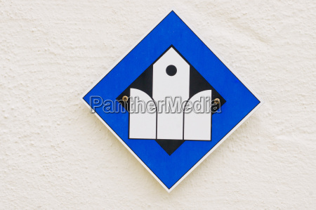 germany baden wuerttemberg sign of open