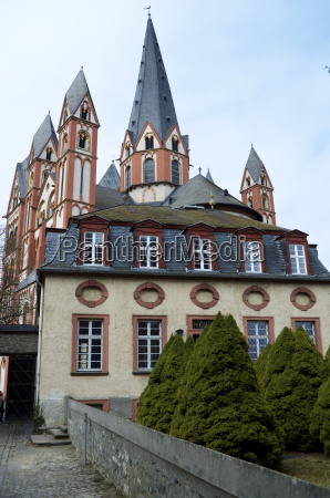 germany hessen limburg house of sacristan