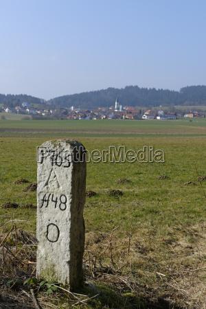 deutschland bayern niederbayern wahrzeichen zwischen OEsterreich