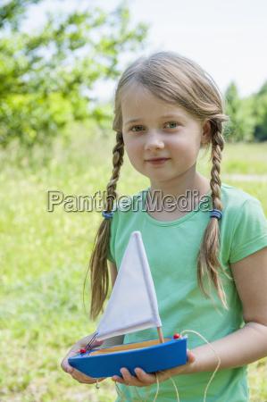 germany bavaria munich portrait of girl