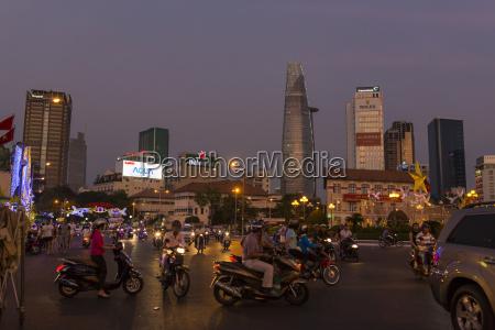 vietnam ho chi minh city ben