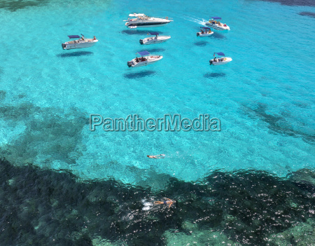 spain balearic islands menorca boats and