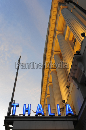 germany hamburg thalia theater