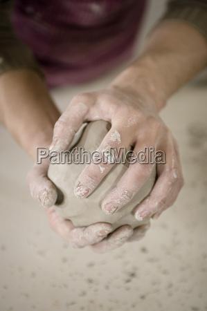 germany bavaria mid adult woman making