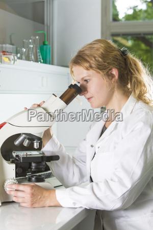 germany munich medical laboratory scientist in
