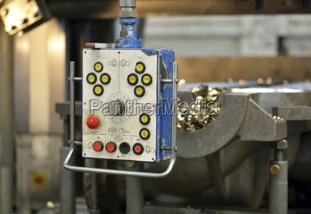 germany control in a foundry