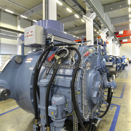 germany production of wind tubines turbine