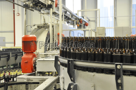 germany bottling system in brewery