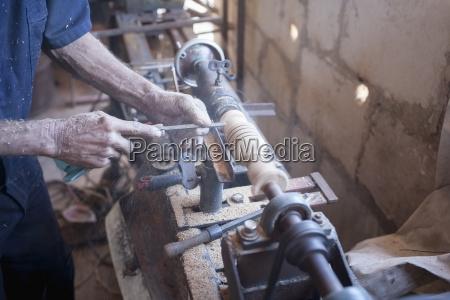 cuba matanzas jaguey grande woodworkers hands