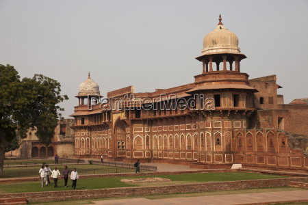 india uttar pradesh agra red fort