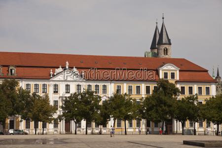 arbol barroco alemania al aire libre
