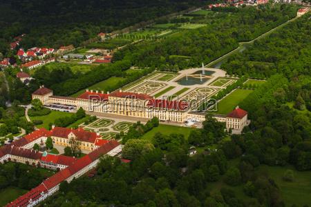 germany bavaria oberschleissheim schleissheim castle old