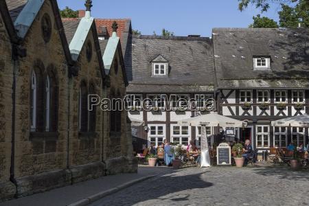 germany lower saxony goslar school building