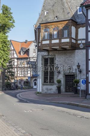 germany lower saxony goslar hotel brusttuch