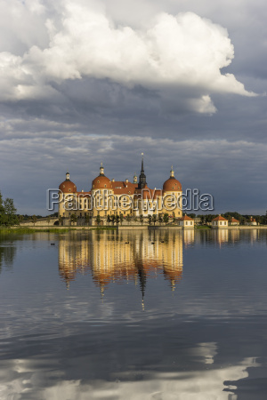 germany saxony moritzburg castle at castle