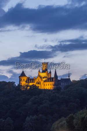 germany lower saxony nordstemmen marienburg castle