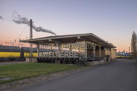 deutschland niedersachsen alfeld unesco welterbe fagus