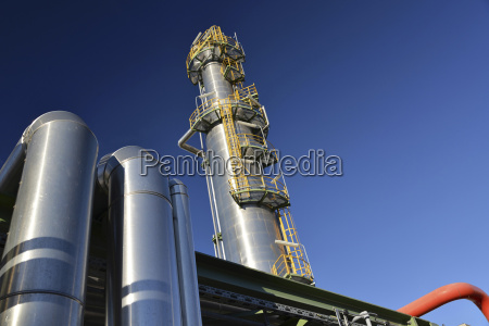 germany chemical industry petroleum refinery