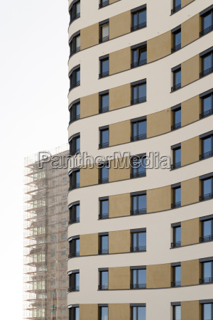 germany bavaria munich apartment tower under