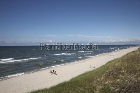 russia people enjoying summer at beach