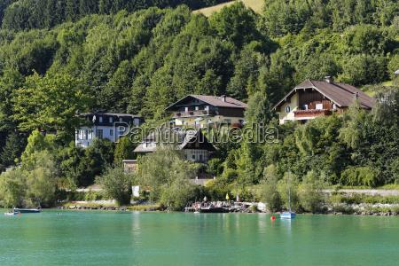 austria upper austria salzkammergut innerschwand villas