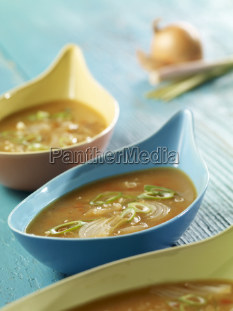curry onion soup