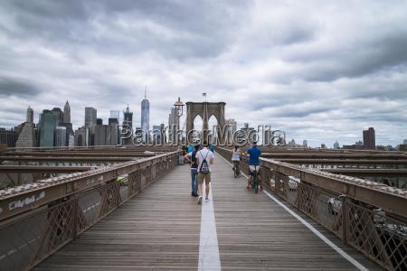 usa new york city die menschen