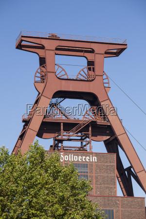 germany north rhine westphalia essen zollverein