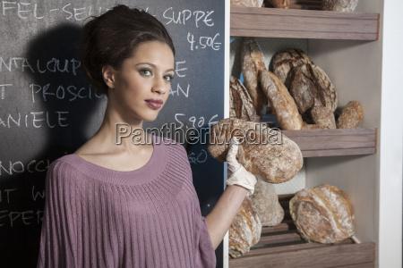 restaurant brot brotlaib portrait portraet potrait
