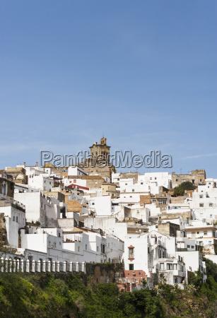 spain view of san pedro church